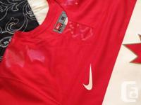Nike Team Canada hockey jersey from 2014 Sochi Winter