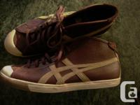 Great Tiger Onitsuka worn about 5 times during short