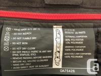 Excellent condition drystar pants. Incorporating