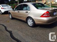 Make Mercedes-Benz Model C240 Year 2002 Colour Beige