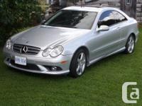 Make Mercedes-Benz Model CLK-Class Year 2008 Colour