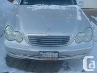 YOU ARE PURCHASING A MERCEDES BENZ 00-07 OEM W203 ALL, used for sale  Ontario