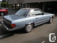 Make Mercedes-Benz Model 450 Year 1975 Colour Blue kms