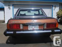 Make Mercedes-Benz Model 450 Year 1976 Colour Brown