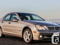 Make Mercedes-Benz Model C240 Year 2003 Colour