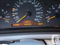 Make Mercedes-Benz Model CLK320 Year 1999 Colour Green
