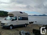 """Amazing van, best layout you'll ever find. Only 18'6"""""""