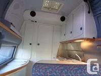 Mercedes James Cook Westfalia 1998 Imported from