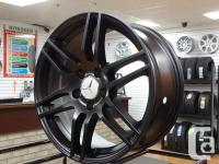 SPECIAL PRICES FOR WINTER WHEELS AND TIRES PACKAGES We