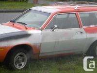 Make. Mercury. Year. 1980. 1980 Mercury Bobcat 2-door