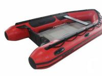LOWERED! Mercury 14 ft. inflatable watercraft with