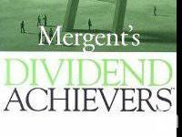 Mergent's Dividend Achievers Spring 2005: Showcasing