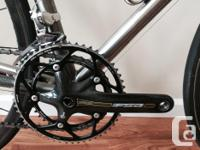 Open to offers on: Merlin Extralight Titanium 55cm with