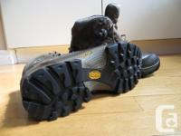 - Merrel Hiking Boots ($20) are high end Boots. Size