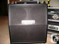 Mesa boogie 4 x 12 slant cab in mint condition.  $650