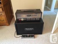 Mesa Boogie Dual Rectifier with matching Mesa 2X12