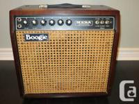 Mesa/Boogie Mark I reissue combo amplifier with imbuya