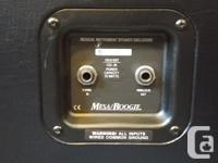 Amazing amp, classic Boogie tone and super versatile.