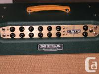 Looking to downsize my awesome Mesa Stiletto Ace. It is