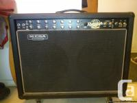 I'm selling my Mesa Boogie, TremoVerb, very versatile