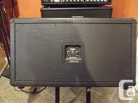 Hey everyone, I have a Mesa Roadster 2x12 cabinet for