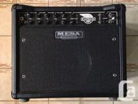 Messa-Boogie Express 5:25 Combo Amplifier, 1-10""