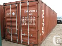 FOR SALE!!!! STEEL STORAGE CONTAINER ALL EQUIPMENTS ARE