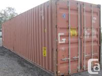 Available For Sale!!!! STEEL STORAGE CONTAINER. ALL