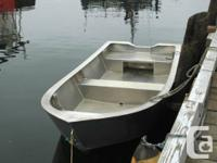 15' x 6' Utility Skiff available for sale by home