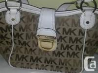 Offering a genuine MK bag (Charlton ).  Had it for