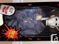 """Michael Myers Halloween 18"""" Doll Numbered Limited"""