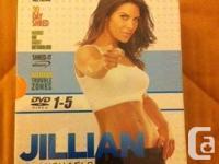 JILLIAN MICHAELS (High Intensity Physical body