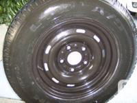 LTX LT 225/75 R16 All Season Michelin tire.  Tire