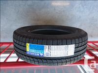 A set of new 4 Michelin winter rated snow tires,