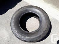 Set of 4 Tires Michelin LTX A/T2 LT265/70R17 121/118R