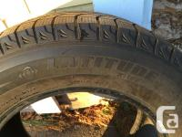 Michelin Latitude X Ice Winter season Tires in