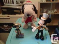I have for sale, Dancing Snoopy, 50th anniversary