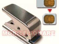 I will professionally cut your Mini SIM card (15*25mm)