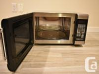Cuisinart microwave, works great. The motor won't turn