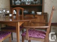 """Table (40"""" wide x 54"""" long) plus 2-15"""" leaves (one"""