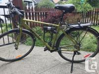 Hello, I am selling this Miele Umbria 2 bike as I am