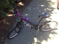 Excellent condition! Shimano breaks, kick stand and