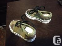 Vans Military Tiredness shoes go nicely with the