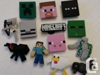 Set of 13 Minecraft shoe charms for Crocs or as