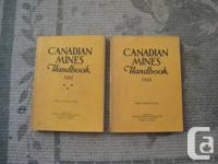 These 2 soft cover manuals were published by the