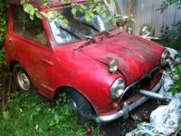 Very rare parts this is a first generation mk1 Austin