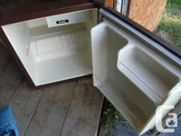 Danby small fridge, could be used as a bar fridge or