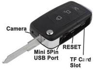 Brand New Not Used ! The Car Key DVR is a pc of art