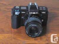 Minolta MAXXUM 7000 35mm SLR Film Camera In very good