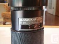 MInolta Maxxum 7000 SLR film camera complete with 28-80
